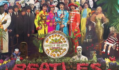 L'Album Sergent Pepper des Beatles et Aleister Crowley, Francis Breakspear