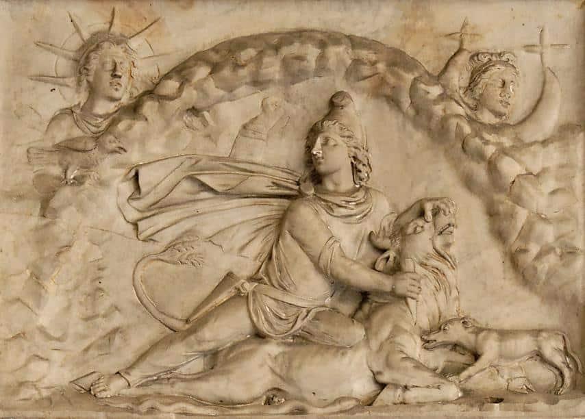 Un Rituel Mithraïque