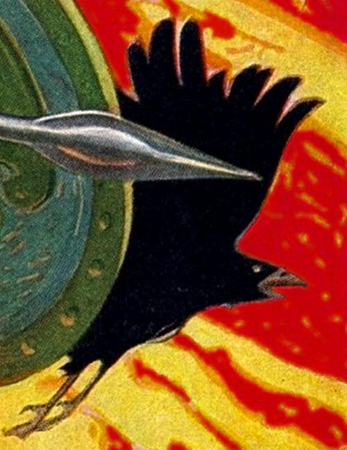 Invocation à Morrigane par Amorgen Dubhart