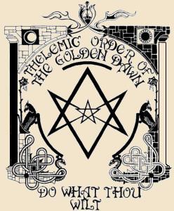 Lexique Golden Dawn Thelema