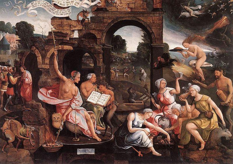 Dogmes et normes dans l'Art