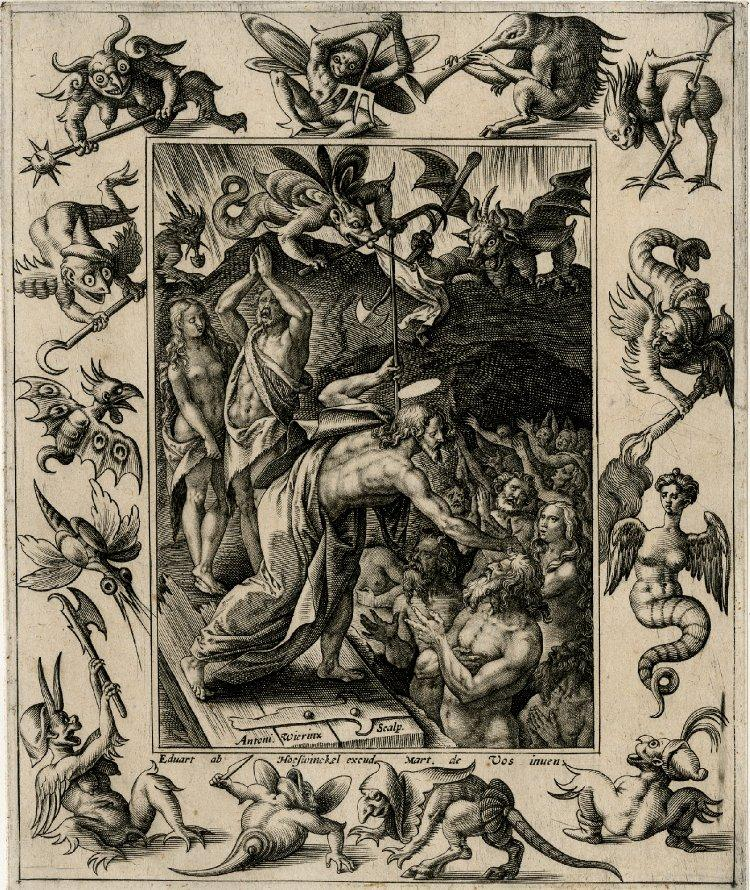 Une Brève Histoire de la Démonologie en Occident par Christopher Partridge.
