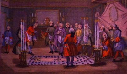 Les Tapis de Loge Maçonniques et la Tradition Métaphysique Occidentale