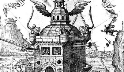 Une lettre d'Ambelain concernant l'Ordre Kabbalistique de la R+C