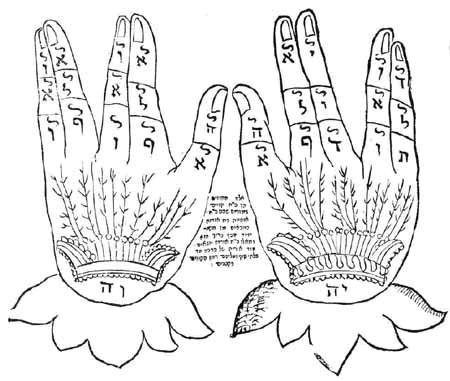 Le Palmier de Déborah 2 par Moïse Cordovéro