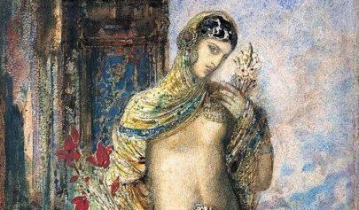 Le Cantique des Cantiques, par Marc Chagall.