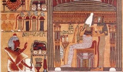 Osiris par Dom Pernety