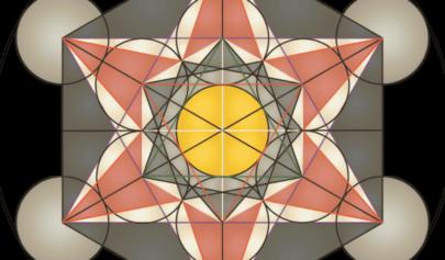 Le cube du Sepher Yetsirah par Carlo Suarès