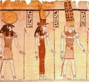 Horus, Isis et Osiris dans la Qabalah par Frater Parzival X°