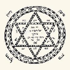 La Magie juive et la Kabbale Sceau de David