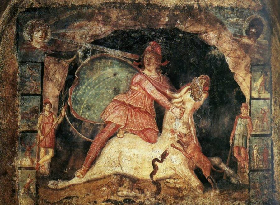 La Morale du Mithraïsme