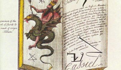 Extraits du Magus de Barrett.