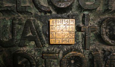 Les carrés magiques par Enel