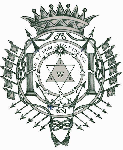 Sceau Cohen Du Martinisme et des Ordres Martinistes