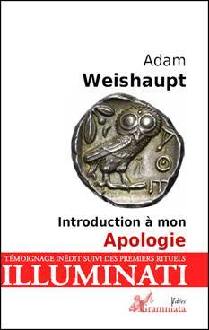 Adam Weishaupt : introduction à mon Apologie