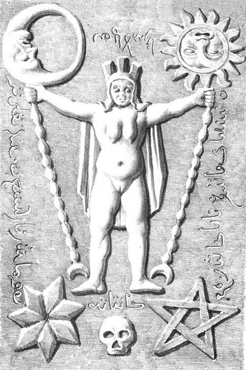 Les figures bafométiques