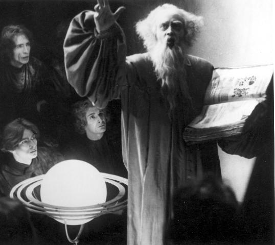 Le calcul de la sorcière dans le Faust de Goethe