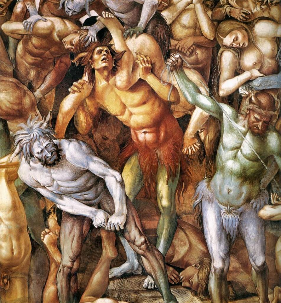 L'enfer Luca Signorelli