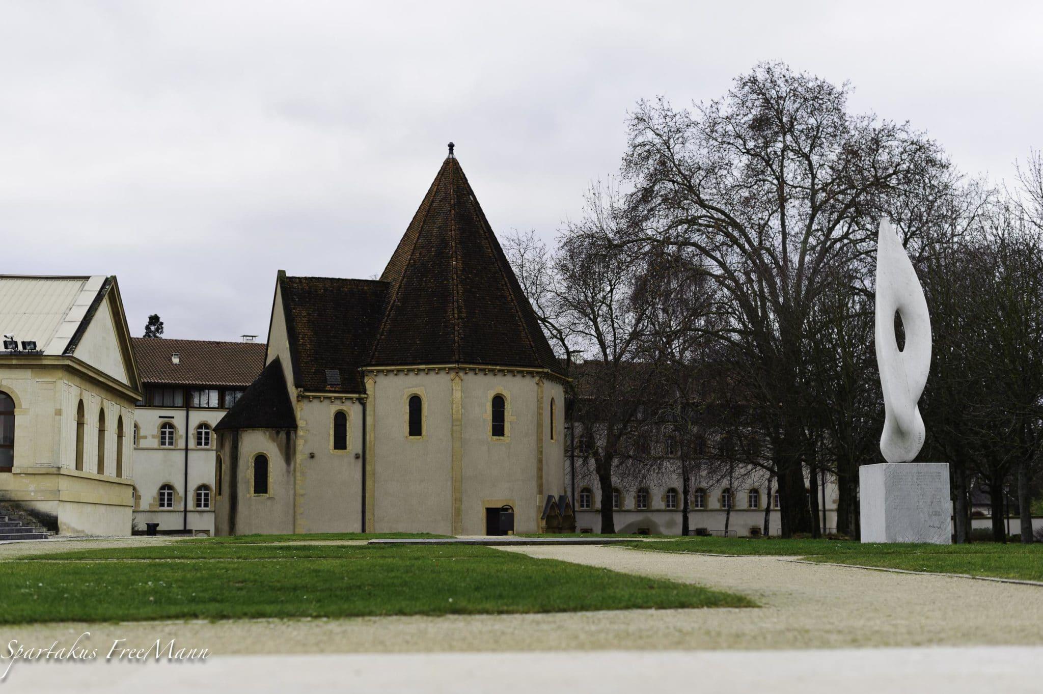 La Chapelle templière aujourd'hui EzoOccult image 2