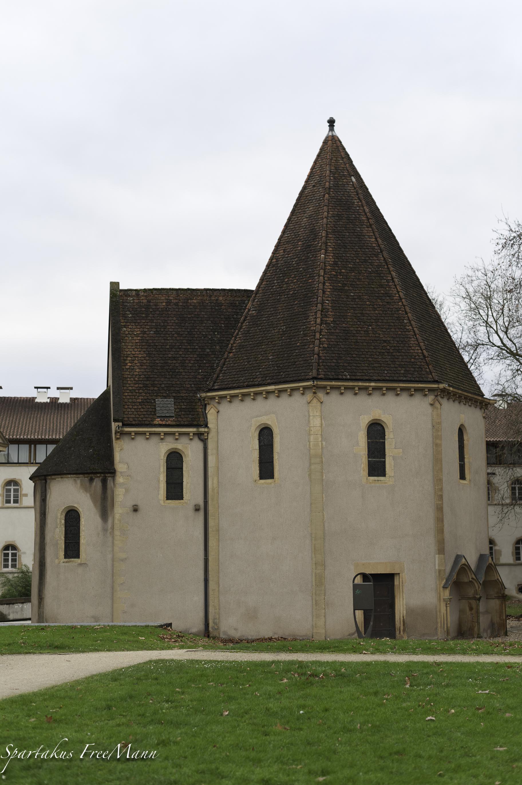 La Chapelle templière aujourd'hui EzoOccult image 3