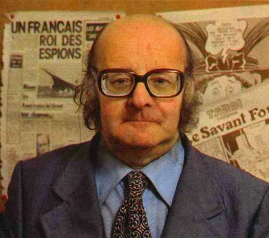 La revue Planète Jacques Bergier