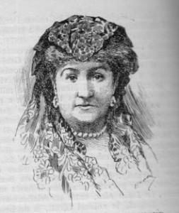 fabre des essarts genèse de l'église gnostique Lady Caithness