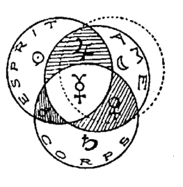 Théories et symboles de la Philosophie Hermétique ch8-5
