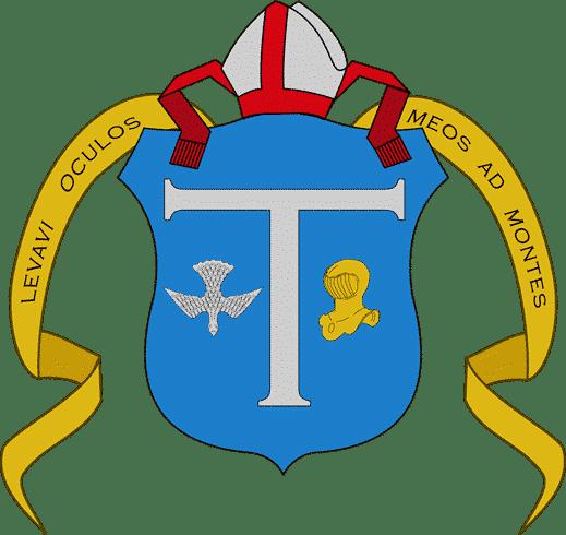 Blason épiscopal gnostique de Doinel dressé par Tau Héliogabale - Jules Doinel, l'Éon Jésus et Rome