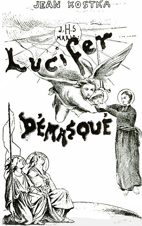 Jules Doinel l'Éon Jésus et Rome Lucifer démasqué