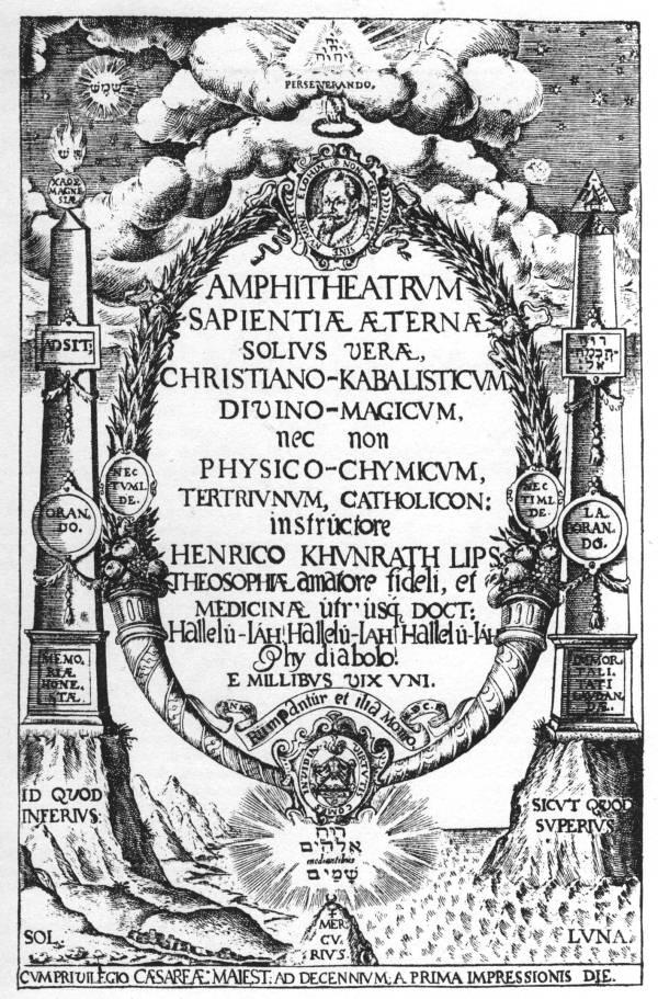 L'Amphitheatrum Sapientiae Aeternae 01