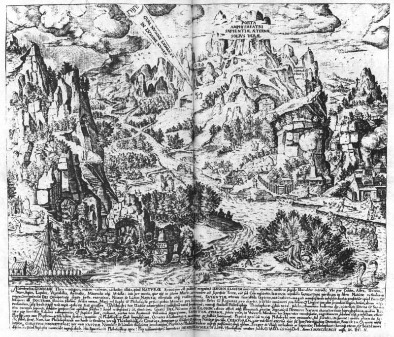 L'Amphitheatrum Sapientiae Aeternae 05