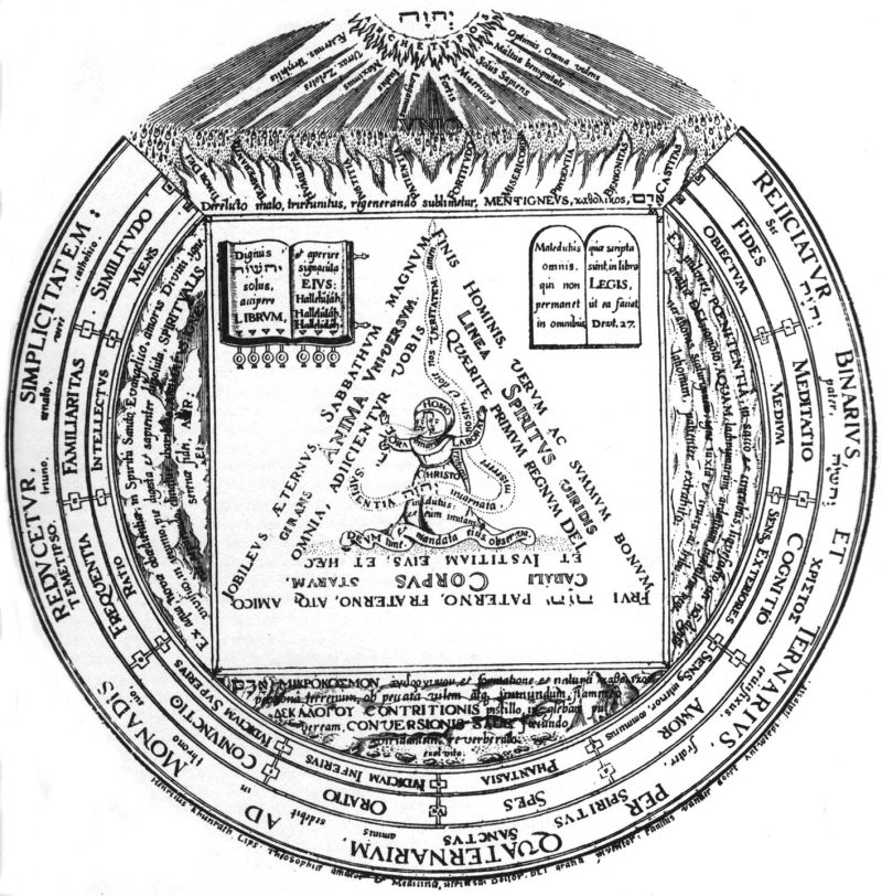 L'Amphitheatrum Sapientiae Aeternae 08