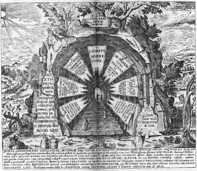 L'Amphitheatrum Sapientiae Aeternae 10