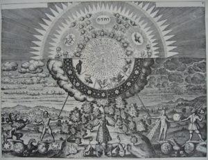 La Table d'Emeraude de Mérian