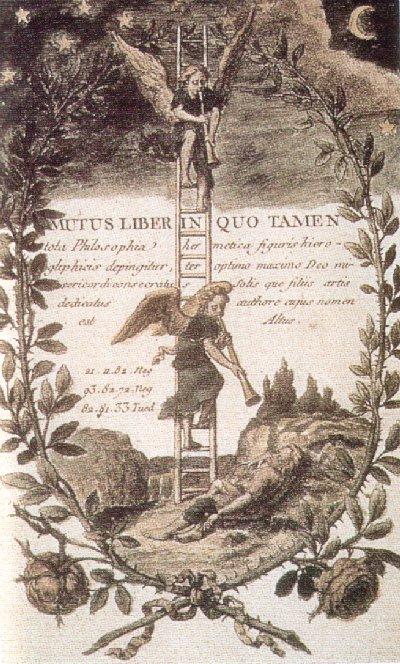 Mutus Liber d'Altus Planche 1