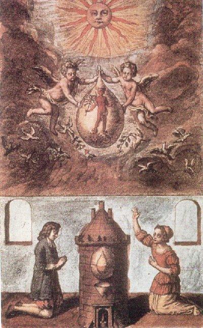 Mutus Liber d'Altus Planche 12