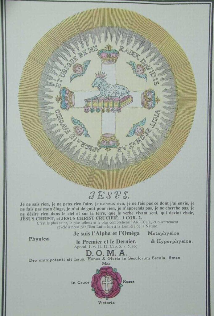 Les Symboles Rosicruciens 33