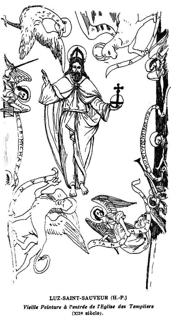 Ordre du Temple et les deux pontificats