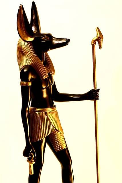 Anubis selon Dom Pernety