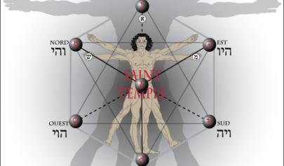 La construction du Cube du Sepher Yetsirah