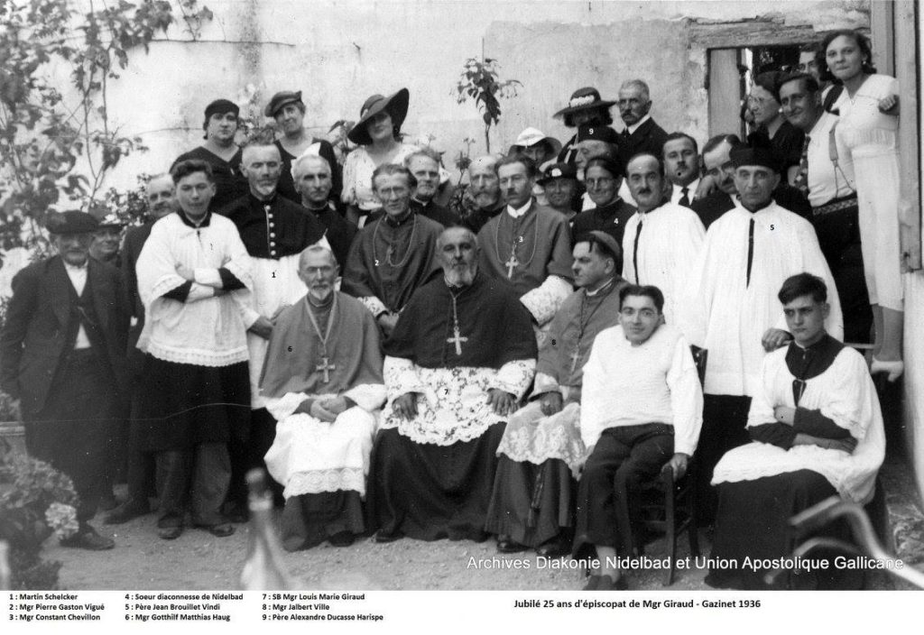 Monseigneur Chevillon