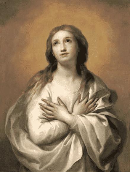 Le Mythe de l'Immaculée Conception