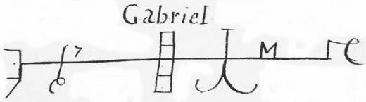 `sceau Gabriel