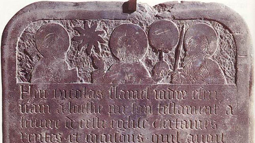 Le Livre Des Figures Hiéroglyphiques par Nicolas Flamel.