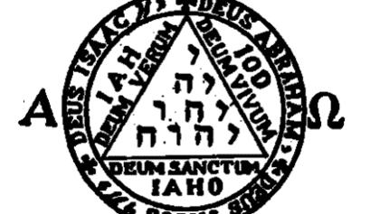 Du Nom de Dieu et de ses attributs