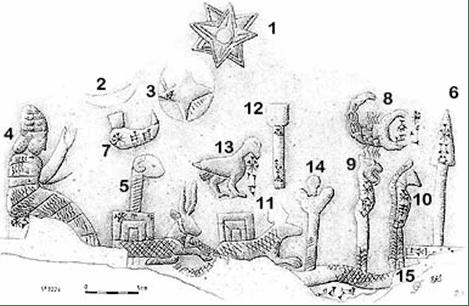 Vénus et le Pentagramme
