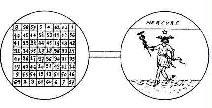 Sceau de Mercure