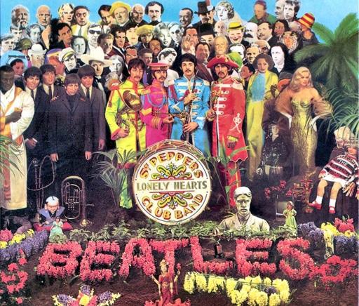 L'Album Sergent Pepper des Beatles et Aleister Crowley