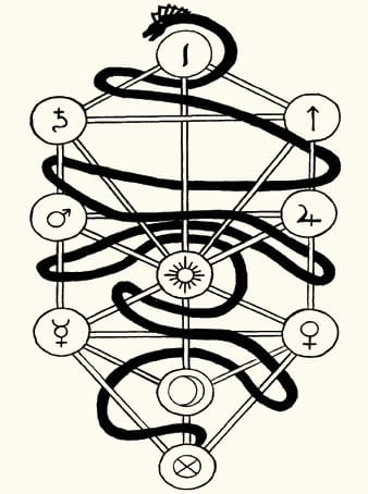 Épée Flamboyante et le Sentier du Serpent