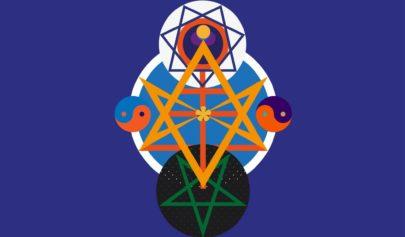 Le Rubis Étoilé, le rituel du pentagramme thélémite